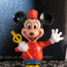 Figuras de Goma y PVC: ANTIGUA FIGURA DE PLASTICO DISNEY MICKEY MOUSE BOOTLEG. Lote 176585252