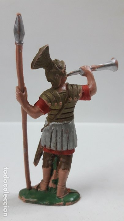 Figuras de Goma y PVC: LEGIONARIO ROMANO . FIGURA REAMSA Nº 167 . AÑOS 60 - Foto 2 - 176593987