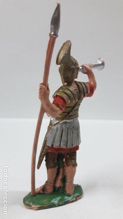 Figuras de Goma y PVC: LEGIONARIO ROMANO . FIGURA REAMSA Nº 167 . AÑOS 60 - Foto 3 - 176593987