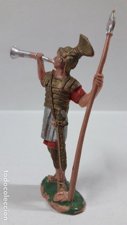 Figuras de Goma y PVC: LEGIONARIO ROMANO . FIGURA REAMSA Nº 167 . AÑOS 60 - Foto 4 - 176593987