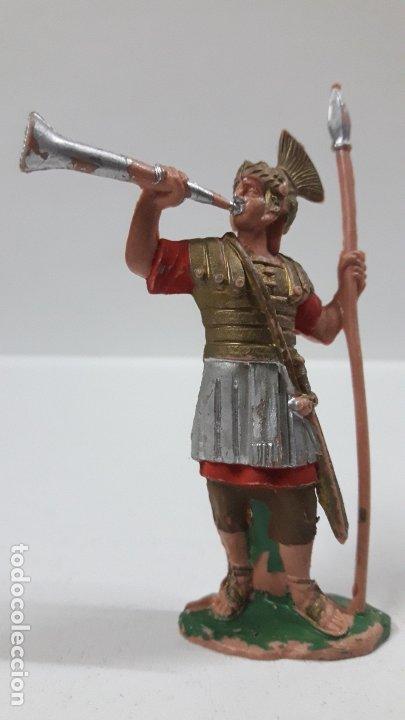 LEGIONARIO ROMANO . FIGURA REAMSA Nº 167 . AÑOS 60 (Juguetes - Figuras de Goma y Pvc - Reamsa y Gomarsa)