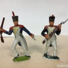 Figuras de Goma y PVC: SERIE NAPOLEONICOS JECSAN NAPOLEON FRANCESES FRANCES. Lote 176598445
