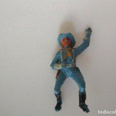 Figuras de Goma y PVC: FIGURA YANKEE PECH HNOS. Lote 176696102