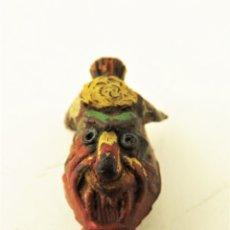 Figuras de Goma y PVC: ARCLA. MÁSCARA INDÍGENA. SERIE ÁFRICA SALVAJE. Lote 176722834