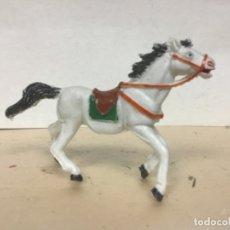 Figuras de Goma y PVC: FIGURA CABALLO JECSAN OESTE INDIO COWBOY NO LAFREDO PECH REAMSA JECSAN COMANSI. Lote 176793129