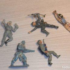 Figuras de Goma y PVC: FIGURAS PECH A RESTAURAR. Lote 176867963