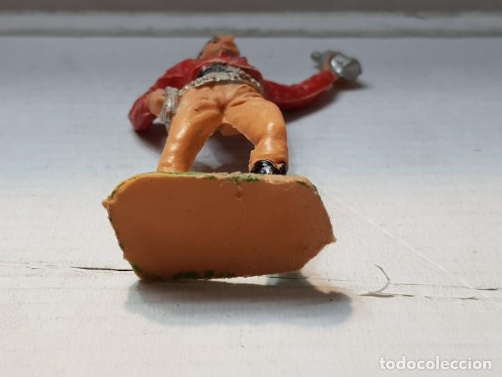 Figuras de Goma y PVC: Figura Comansi-Cowboy con Botella-escaso - Foto 4 - 176915035
