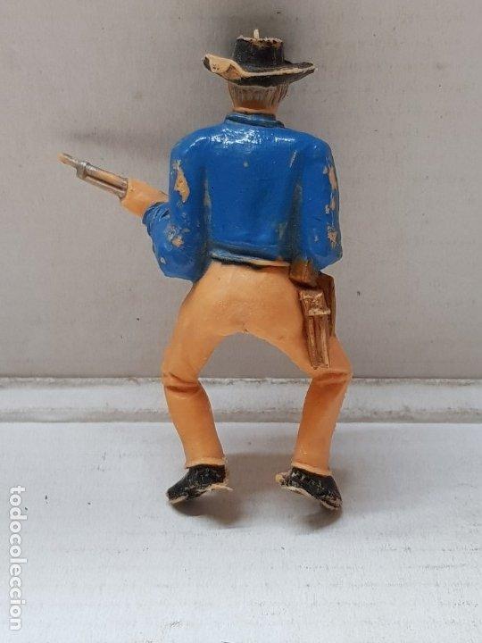 Figuras de Goma y PVC: Figura Comansi-Ben Cartwrights Bonanza-muy escaso - Foto 2 - 176915857