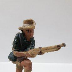 Figuras de Goma y PVC: SOLDADO AUSTRALIANO . REALIZADO POR PECH . AÑOS 60. Lote 176930292