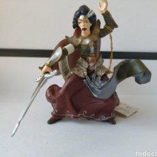 Figuras de Goma y PVC: FIGURA FANTASIA. HECHICERA. MARCA PAPO. Lote 176996627