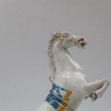 Figuras de Goma y PVC: CABALLO SIN BASE . REALIZADO POR ESTEREOPLAST . AÑOS 60. Lote 176998334