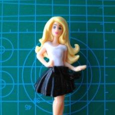 Figuras Kinder: FIGURA BARBIE KINDER Nº REF SD581 - MATTEL - 2016. Lote 177005367