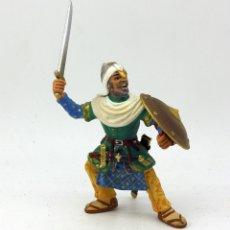 Figuras de Goma y PVC: FIGURA SARRACENO - SCHLEICH - 12CM - 2004. Lote 177046010