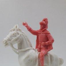 Figuras de Goma y PVC: ALGUACILILLO A CABALLO . REALIZADO POR JECSAN . EN PLASTICO MONOCOLOR. Lote 177120024