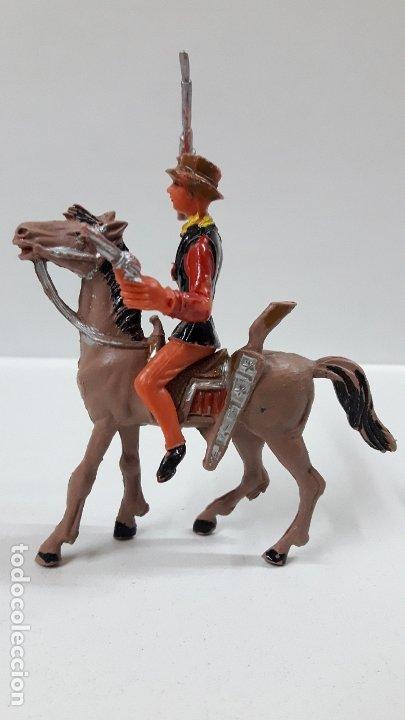 Figuras de Goma y PVC: CANNON PARA CABALLO - EL GRAN CHAPARRAL. REALIZADO POR COMANSI . AÑOS 70 . CABALLO NO INCLUIDO - Foto 6 - 177139378