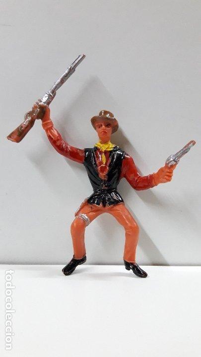 Figuras de Goma y PVC: CANNON PARA CABALLO - EL GRAN CHAPARRAL. REALIZADO POR COMANSI . AÑOS 70 . CABALLO NO INCLUIDO - Foto 7 - 177139378