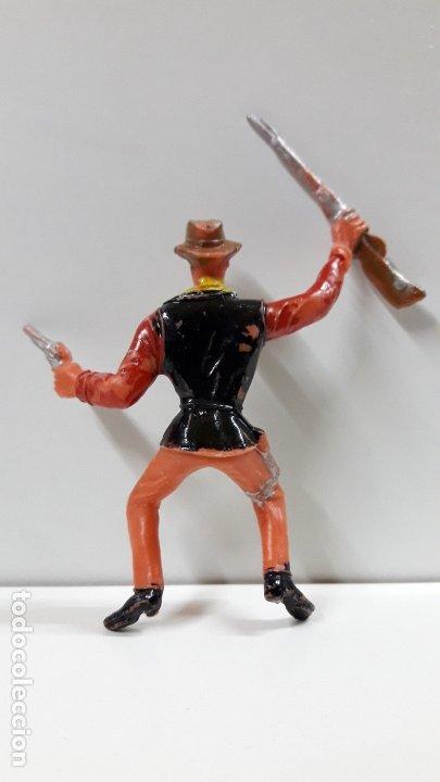 Figuras de Goma y PVC: CANNON PARA CABALLO - EL GRAN CHAPARRAL. REALIZADO POR COMANSI . AÑOS 70 . CABALLO NO INCLUIDO - Foto 8 - 177139378
