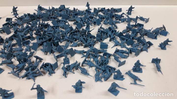 Figuras de Goma y PVC: LOTE DE SOLDADITOS MONTAPLEX - MAS DE 225 FIGURAS . AÑOS 70 / 80 . - Foto 4 - 177180173