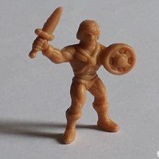 Figuras de Goma y PVC: FIGURA HEMAN HE-MAN MOTU MASTERS DEL UNIVERSO, PLÁSTICO, DUNKIN PHOSKITOS, ORIGINAL AÑOS 80.. Lote 177188353