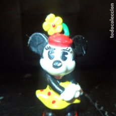 Figuras de Goma y PVC: MINNIE - MICKEY MOUSE - FIGURA PVC BULLY - DISNEY - . Lote 177232954