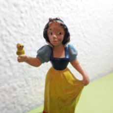 Figuras de Goma y PVC: BLANCANIEVES Y LOS 7 ENANITOS BULLYLAND BULLY FIGURA DE PVC. Lote 177323475