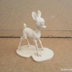 Figuras de Goma y PVC: FIGURA BAMBI SIMIL - PASTA -- 16 X 14. Lote 177407985