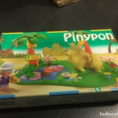 Figuras de Goma y PVC: KIT PINYPON OASIS REF 2448 DE FAMOSA,PLAYMOBIL,LEGO,AIRGAMBOYS,CEFA,FEBER,. Lote 177435103