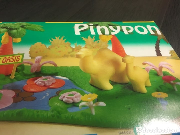 Figuras de Goma y PVC: Kit Pinypon Oasis ref 2448 de famosa,playmobil,lego,airgamboys,cefa,feber, - Foto 5 - 177435103