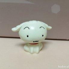 Figuras de Goma y PVC: FIGURA PVC PERRO NEVADA DE SHIN CHAN. Lote 177529714