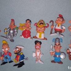 Figuras de Goma y PVC: LOTE FIGURAS PVC MONCLIS GALLEGO & REY STAR TOYS. Lote 177685072