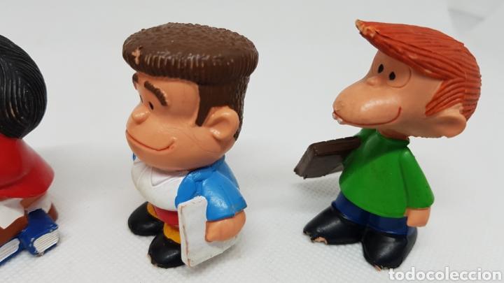 Figuras de Goma y PVC: 4 FIGURAS MAFALDA QUINO PORTUGAL - Foto 4 - 220299423