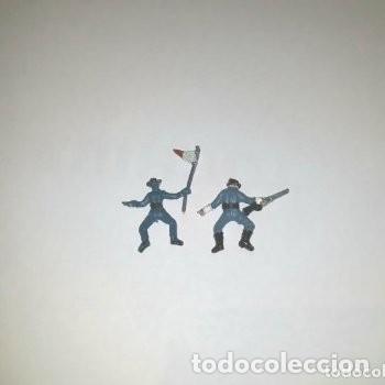 Figuras de Goma y PVC: Lote mini oeste Comansi - Foto 2 - 177713332