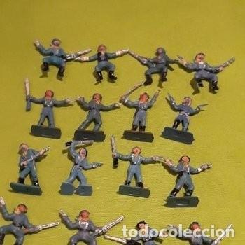Figuras de Goma y PVC: Lote mini oeste Comansi - Foto 9 - 177713332