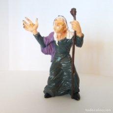 Figuras de Goma y PVC: BRUJA DE LA COLECCIÓN SUPERMONSTRUOS DE YOLANDA, AÑO 1992. Lote 177728032