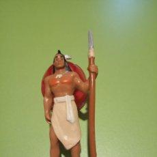 Figuras de Goma y PVC: POCAHONTAS. Lote 177842157