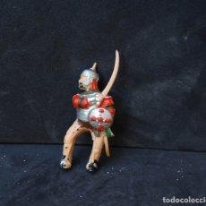 Figuras de Goma y PVC: REAMSA MORO SARRACENO A CABALLO . Lote 177959054