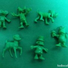 Figuras de Goma y PVC: LOTE DUNKIN DISNEY . Lote 177990244