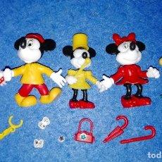 Figuras Kinder: KINDER SORPRESA LOTE FIGURAS DISNEY ANTIGUAS --- PEDIDO MÍNIMO 5€. Lote 178075888