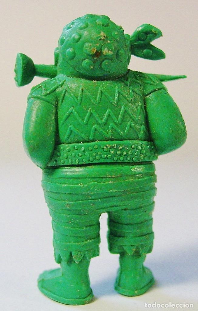 Figuras de Goma y PVC: 9 FIGURITAS PIRATAS Y WARNER DE DUNKIN. - Foto 5 - 178117175