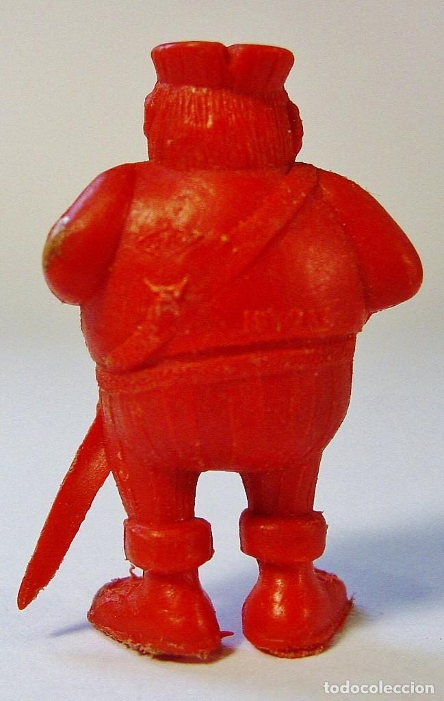 Figuras de Goma y PVC: 9 FIGURITAS PIRATAS Y WARNER DE DUNKIN. - Foto 7 - 178117175