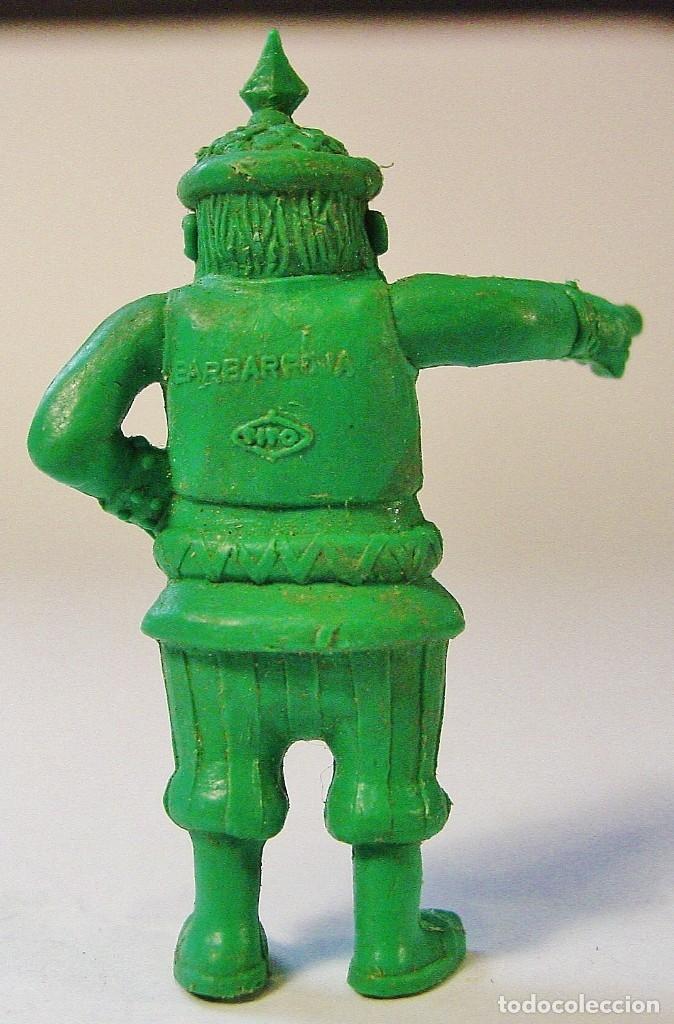 Figuras de Goma y PVC: 9 FIGURITAS PIRATAS Y WARNER DE DUNKIN. - Foto 9 - 178117175