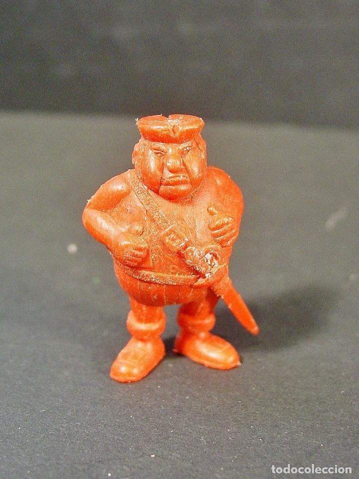 Figuras de Goma y PVC: 9 FIGURITAS PIRATAS Y WARNER DE DUNKIN. - Foto 10 - 178117175