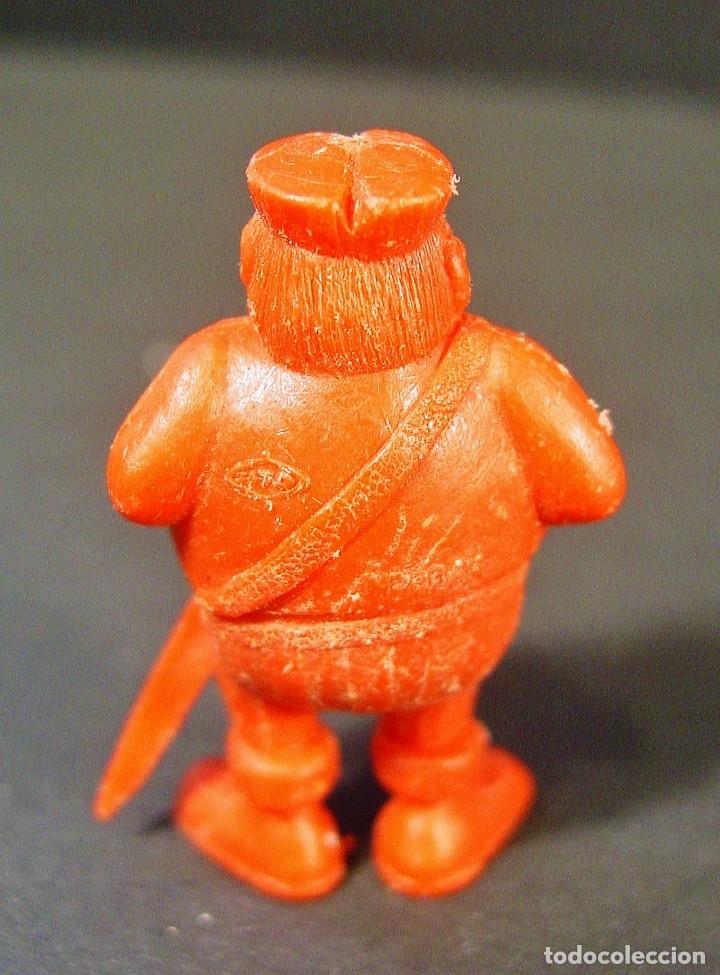 Figuras de Goma y PVC: 9 FIGURITAS PIRATAS Y WARNER DE DUNKIN. - Foto 11 - 178117175