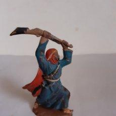 Figuras de Goma y PVC: REAMSA FIGURA SERIE LAWRENCE DE ARABIA GOMA. Lote 178211043