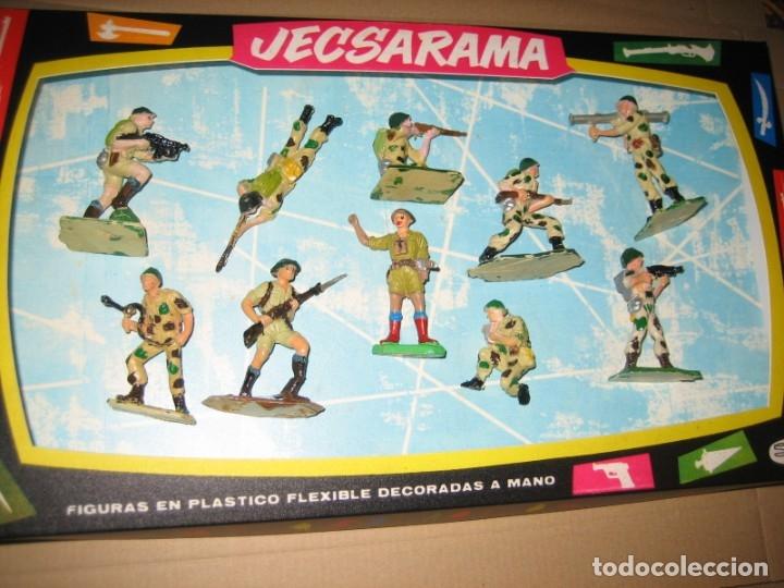 CAJA CON FIGURAS PECH (Juguetes - Figuras de Goma y Pvc - Pech)