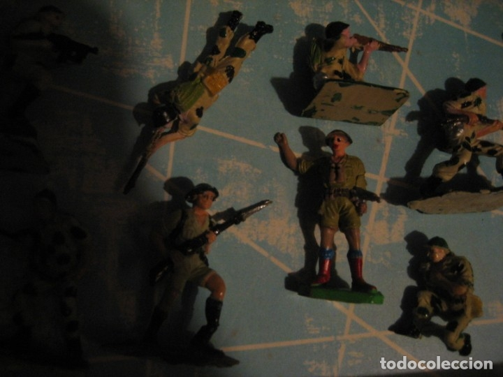 Figuras de Goma y PVC: caja con figuras pech - Foto 3 - 178265020