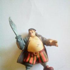 Figuras de Goma y PVC: PERSONAGE PIRATA DE DISNEY DE BULLYLAND. Lote 178360371