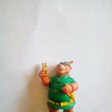Figuras de Goma y PVC: OSO ROBIN HOOD DE DISNEY DE BULLYLAND. Lote 178360650