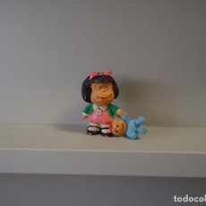 Figuras de Goma y PVC: FIGURA DE PVC MAFALDA - COMICS SPAIN. Lote 178362255