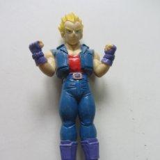 Figuras de Goma y PVC: FIGURA PVC VEGETA SUPER SAIYAN 01 IC73-04 - DRAGON BALL, BOLA DE DRAGON - 12 CM 1996. Lote 178366322
